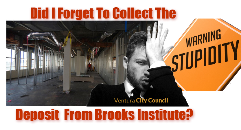 No Deposit on Brooks Institute