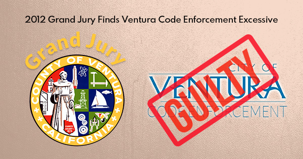 Ventura's Code Enforcement Scrutinized in the 2010s