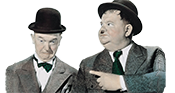 2020-2021 Budget Mocked By Laurel & Hardy