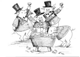 Special Interests pig out on Measure O
