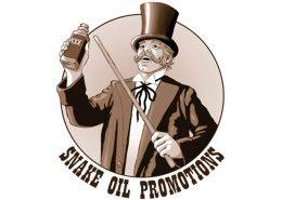 High Priced Consultants Selling Snake Oil