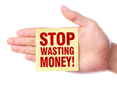 city government should stop wasting money