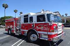 Volunteer fire fighters may help Ventura's pension problem