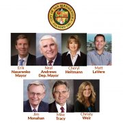 2017 Ventura City Councilmembers