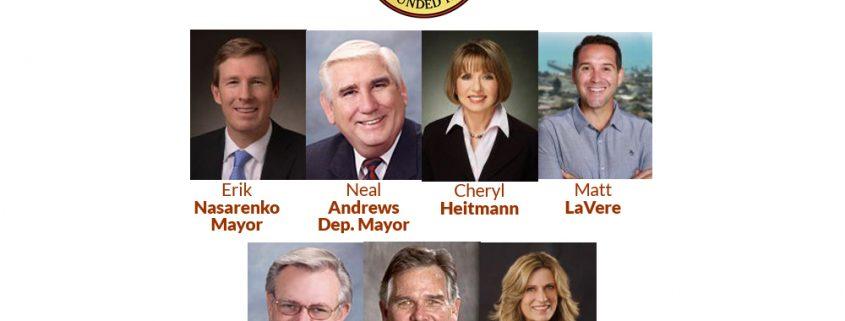 2017 Ventura City Councilmembers