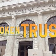 Citizens Don't trust Ventura City government