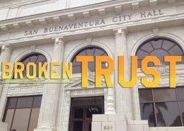 Citizens Don't trust Ventura City government