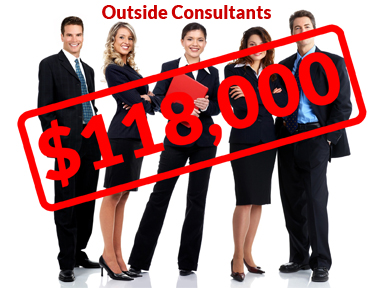 expensive consultants