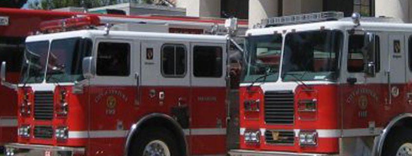 Volunteer fire depertment may help Ventura's pension costs
