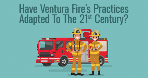 Ventura Fire Department isn't keeping up with the times