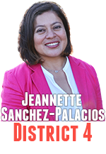 Jeannette Sanchez-Palacios received no money from the Ventura Fire Department