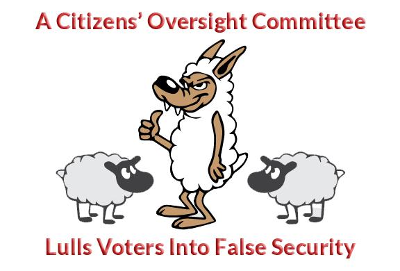 Consultants oversight committee