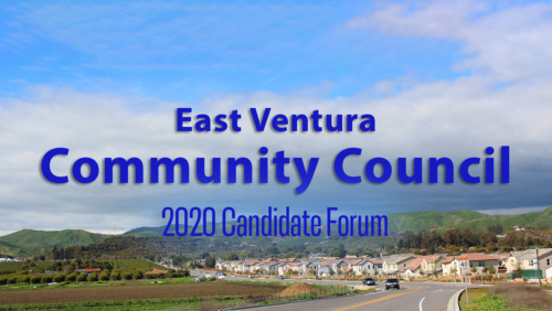 Video of Ventrua's 2020 City Council Candidates