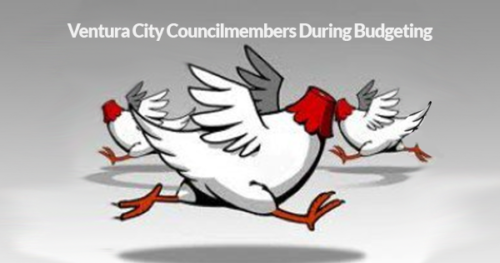 Staff recommended step and merit increases and the Council followed like chickens with their heads cut off