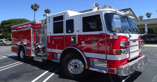 Pensions, Ventura Fire