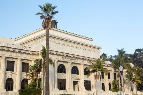 Ventura City Hall, city budget
