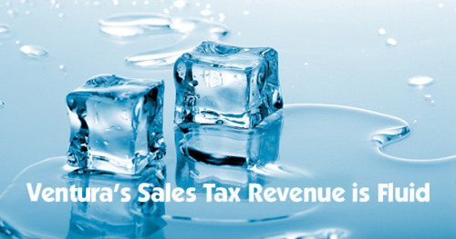 Step and merit increases were justified by improved sales tax revenue
